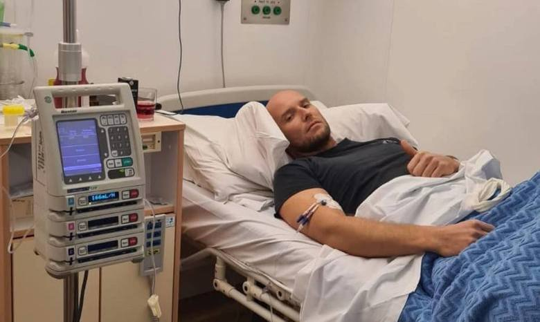 Kamil ma tylko 10 tygodni na znalezienie Dawcy szpiku! Mistrz sztuk walki potrzebuje pomocy