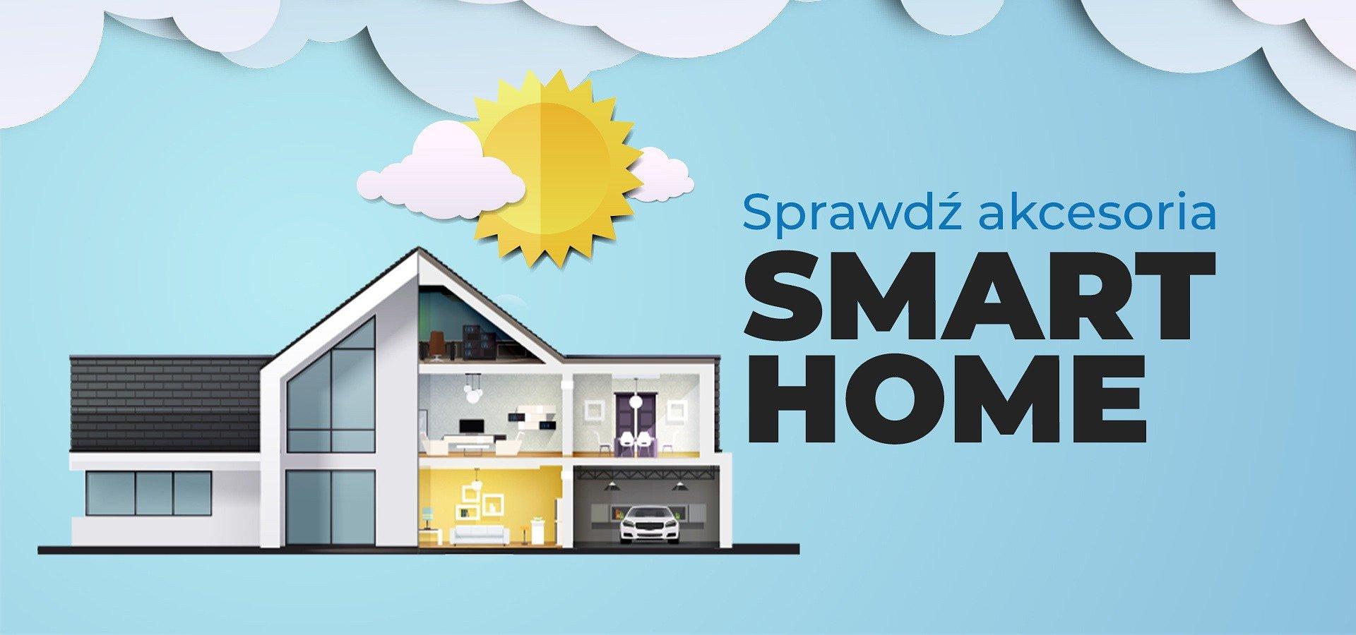 Polacy decydują się na smart home. Dom przyszłości w rozsądnej cenie
