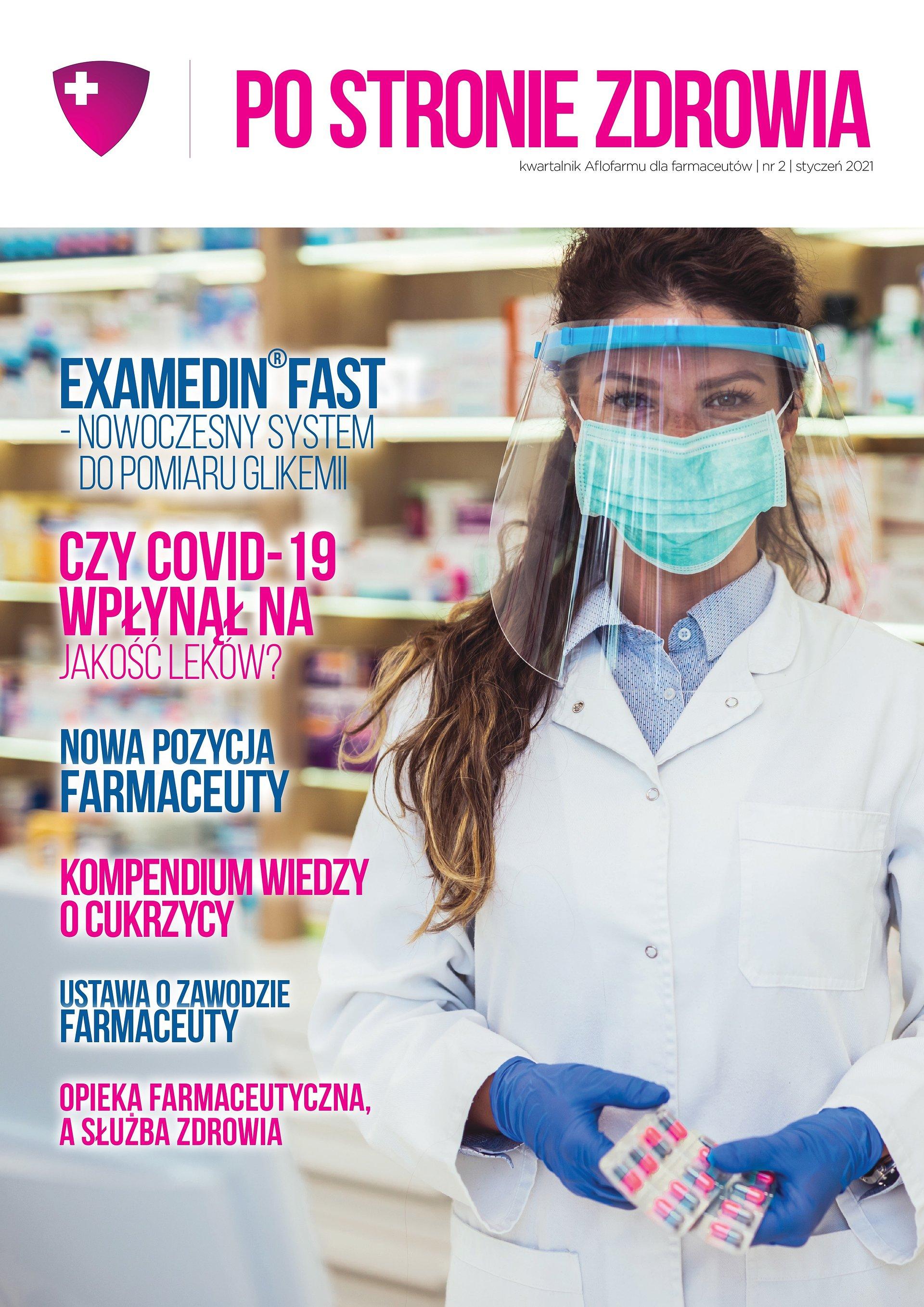 Kwartalnik dla farmaceutów - wydanie 2