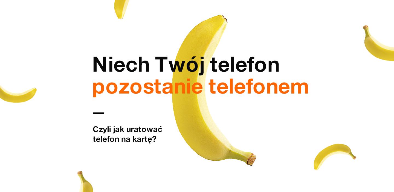 Uwaga! Twój telefon może stać się bananem