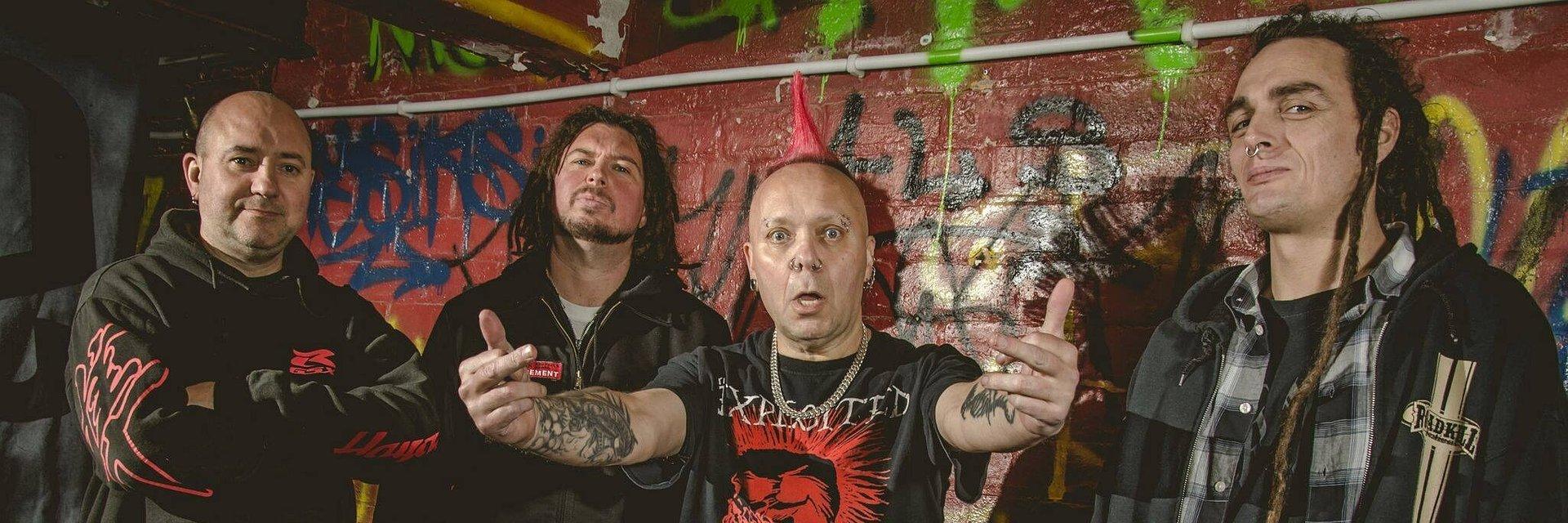 Punk nie umarł - ma się dobrze! The Exploited na Pol'and'Rock Festival.