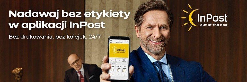 "W InPost już ""bez etykiety""."