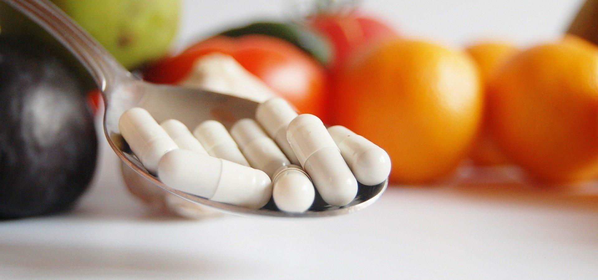 Suplementy diety są potrzebne!