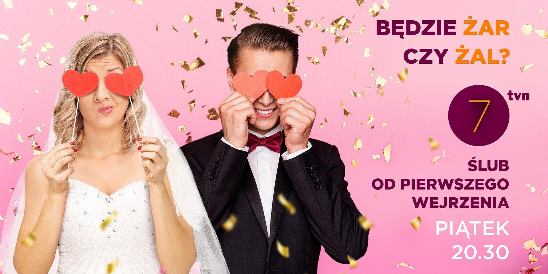"""Nowy sezon """"Ślubu od pierwszego wejrzenia"""" już 26 lutego na antenie Siódemki!"""
