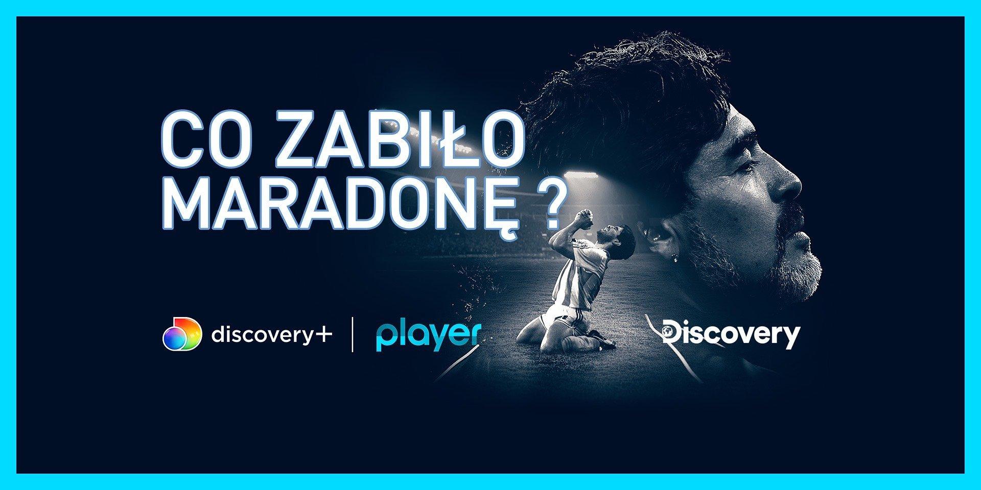 """""""Co zabiło Maradonę"""" – Discovery stworzyło poruszający dokument o legendzie piłki nożnej"""