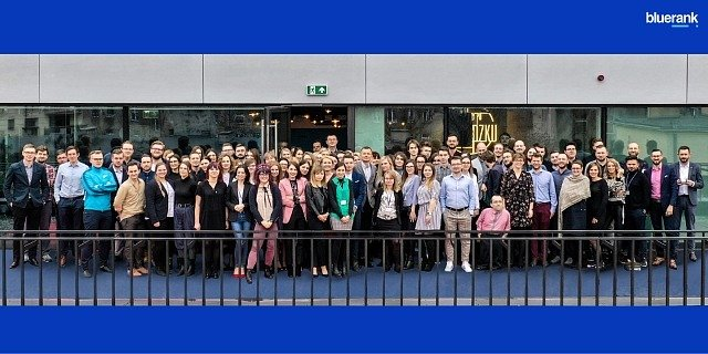 2020 - rekordowy rok grupy kapitałowej Bluerank - FSE
