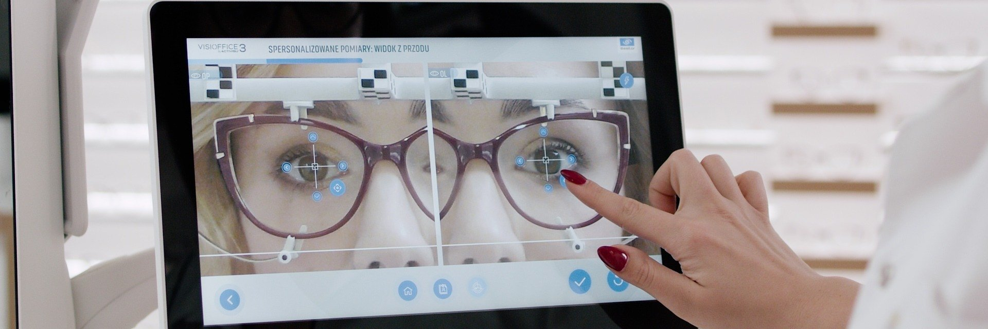 """Soczewki okularowe """"szyte na miarę"""" w Medicover Optyk"""
