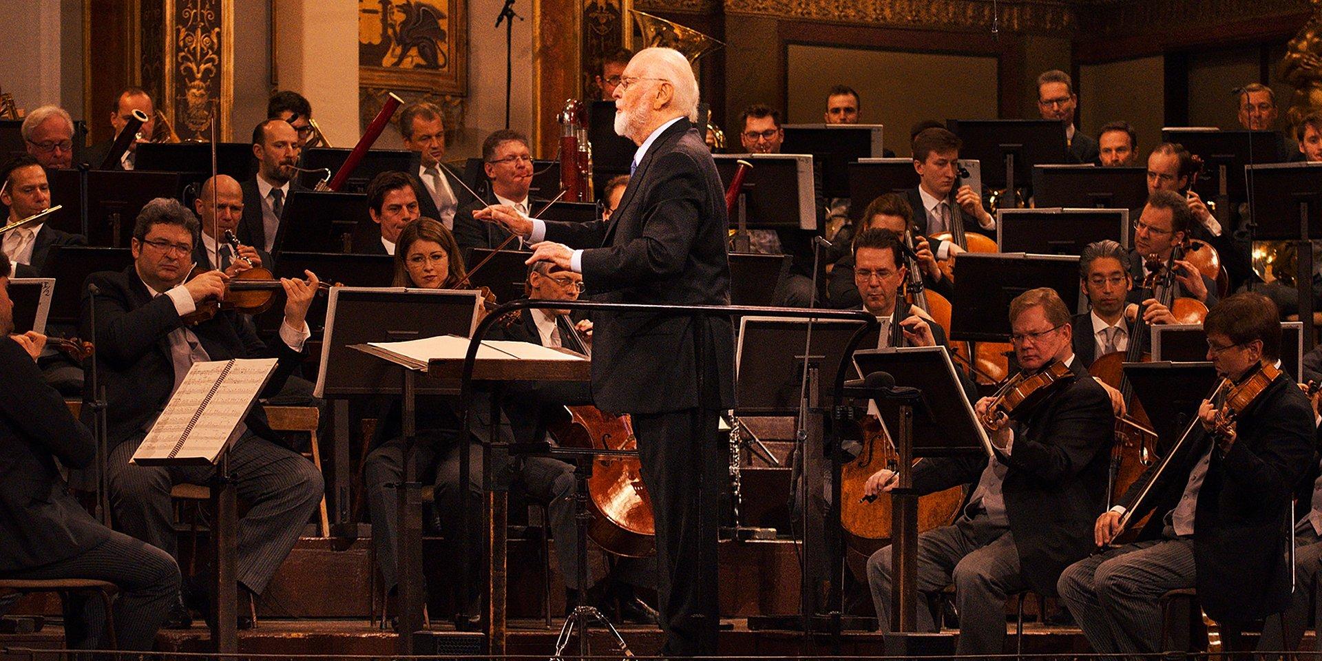 """""""John Williams in Vienna"""": reedycja najlepszego albumu orkiestrowego 2020 roku"""