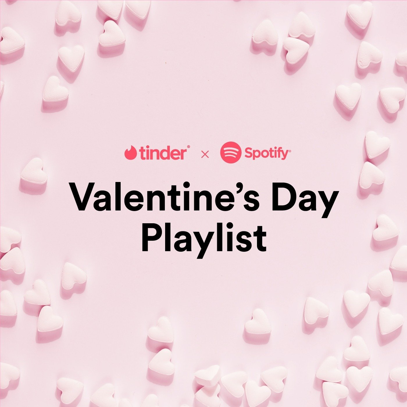 Tinder und Spotify teilen Trends zum Valentinstag