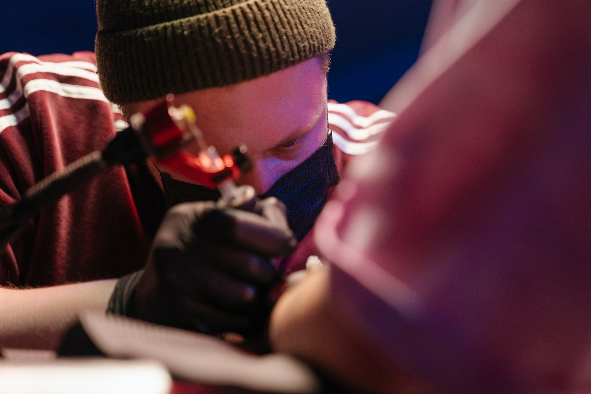 Tattoo Shops Can Overcome COVID-19 Changes