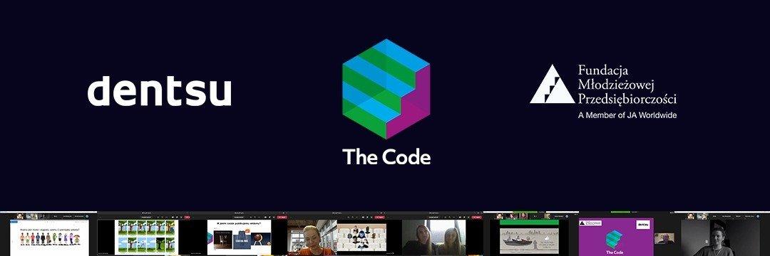 Kolejna odsłona The Code - dentsu po raz drugi wspiera młodzież
