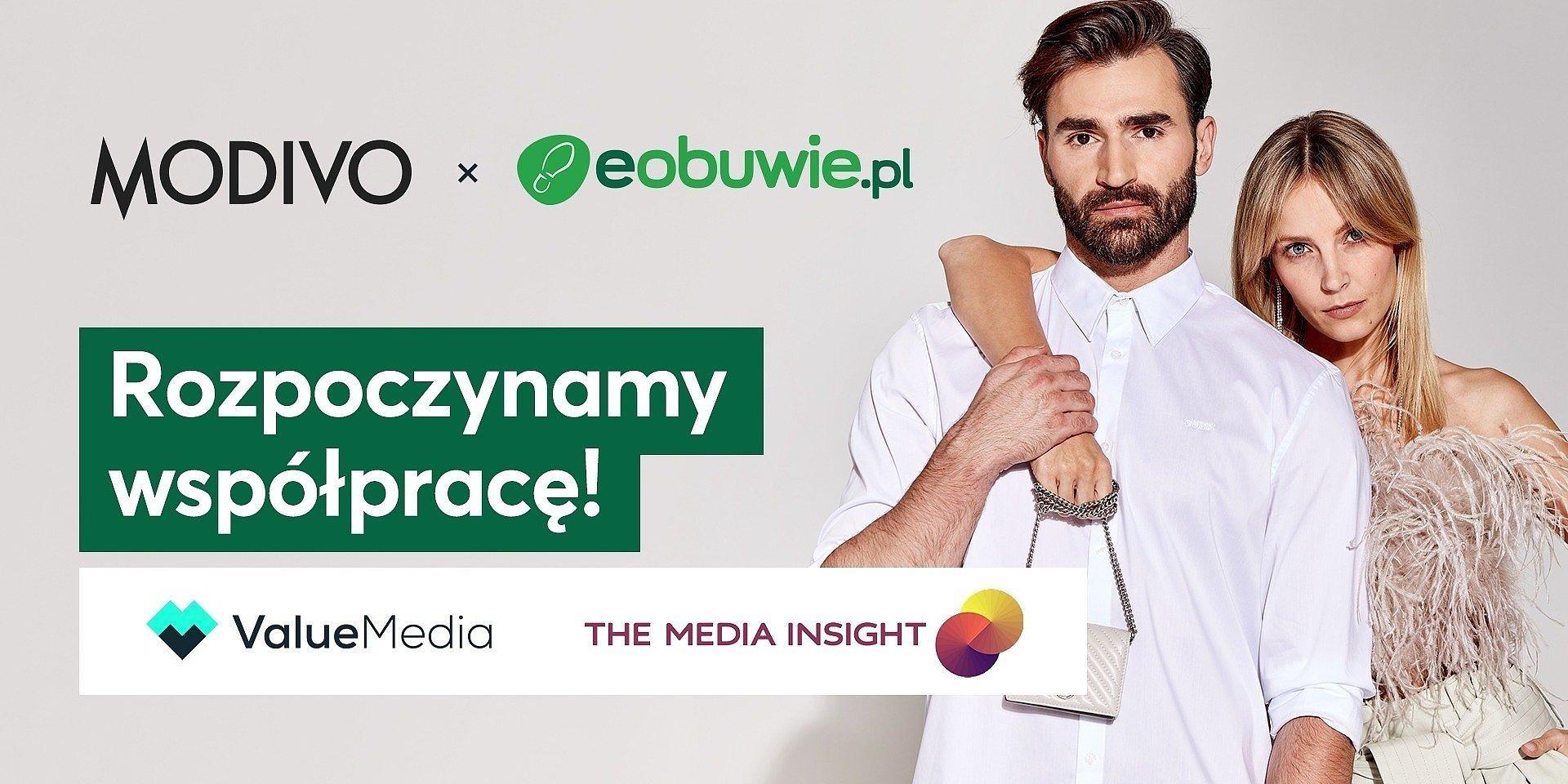 Value Media i Media Insight wygrywają przetarg eobuwie.pl i Modivo