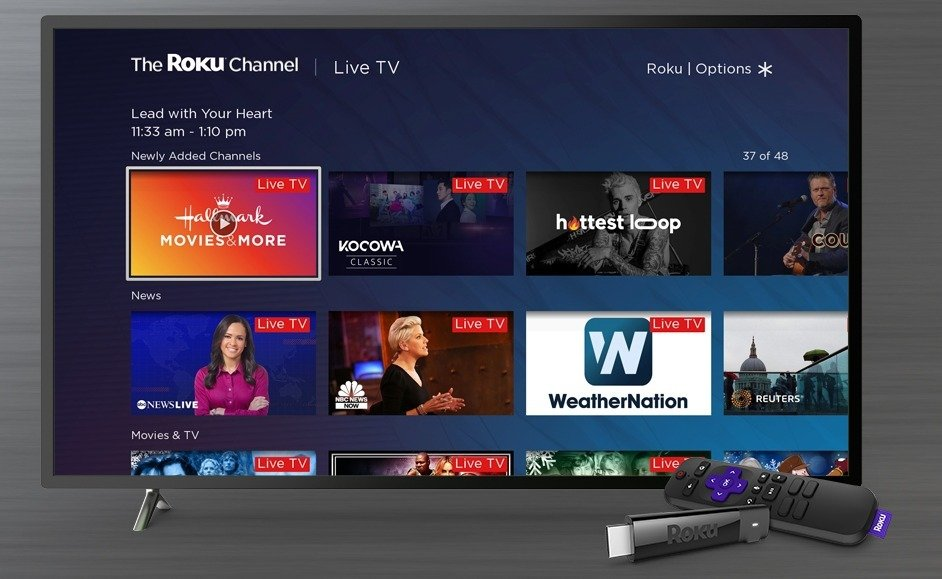 The Roku Channel to Add 13 New Live Channels to Its Free Lineup