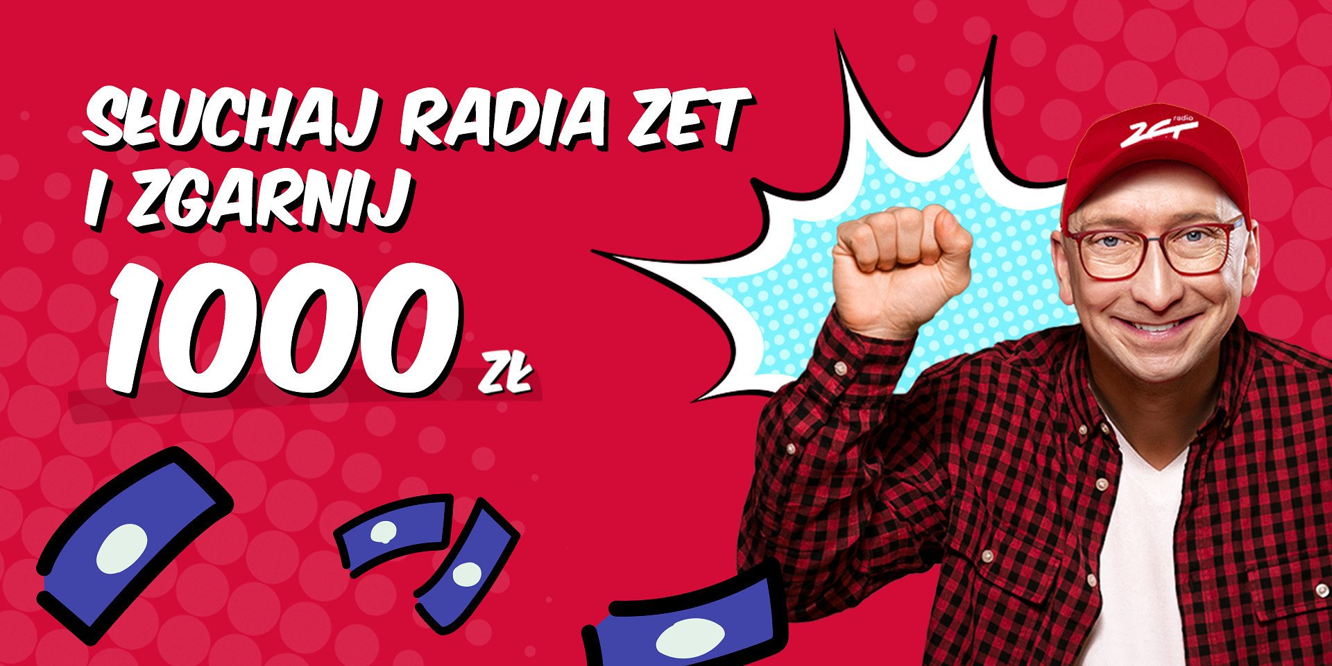 Radio ZET z nietypową usługą kurierską
