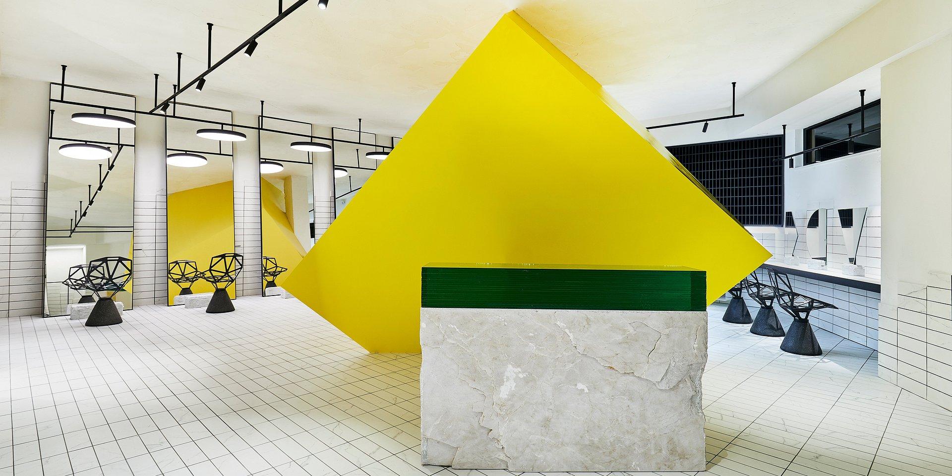 Un Diavolo per Capello – Hair Salon by Studio Svetti Architecture