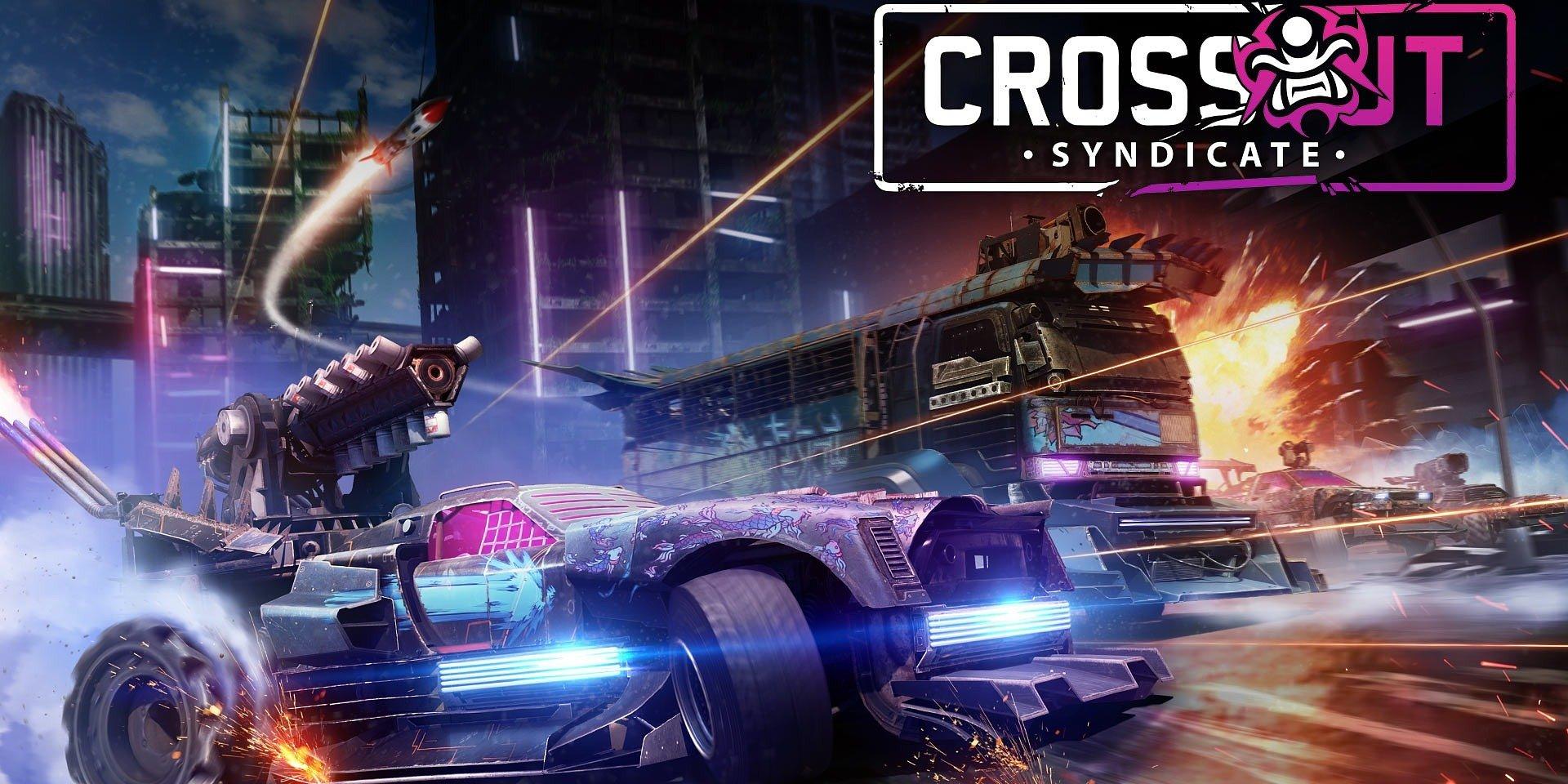 Cyberpunk páncélos autók belépnek a Crossout poszt-apokaliptikus világába