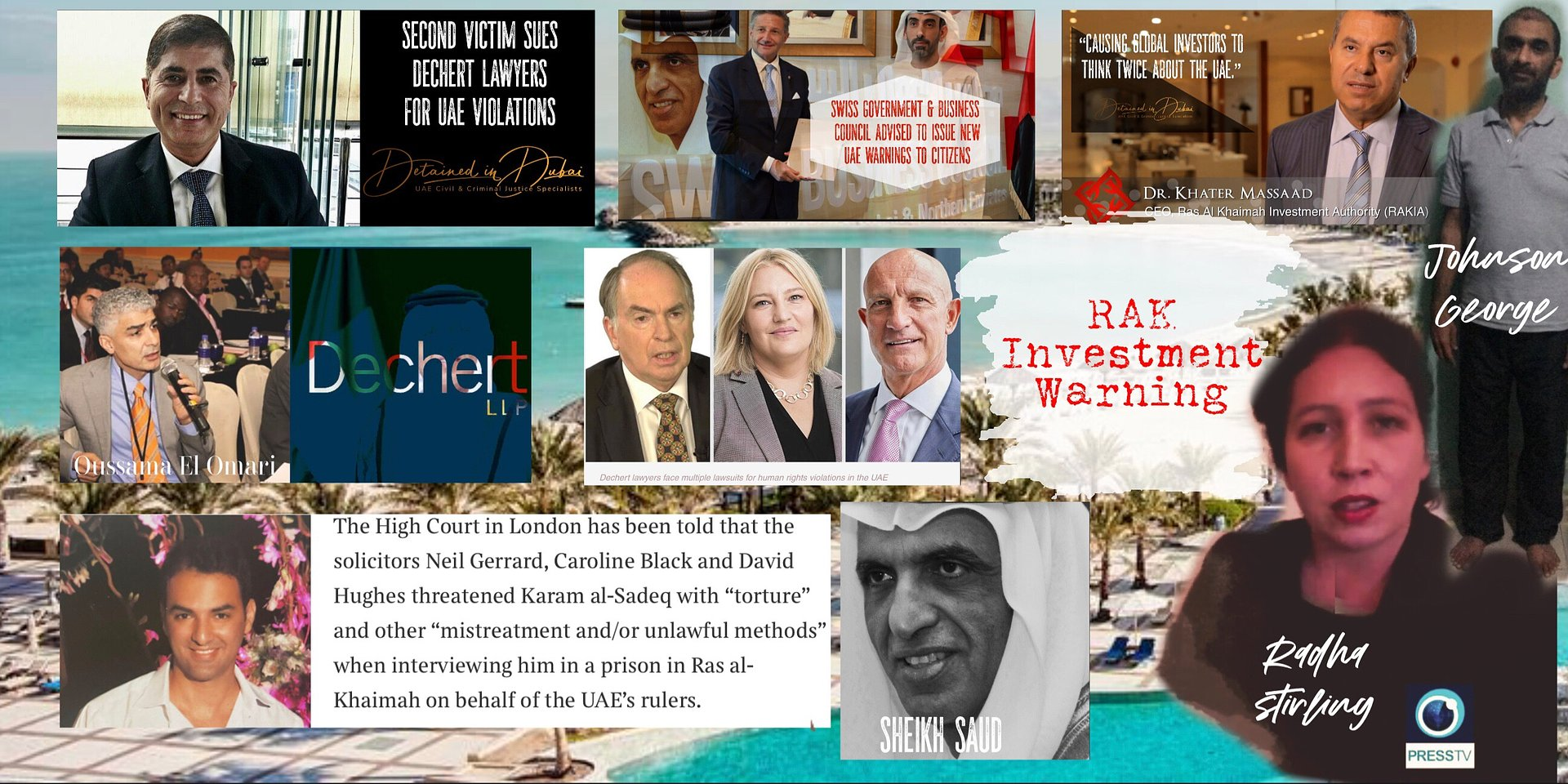 Dechert scandal leads to worldwide UAE investment warning