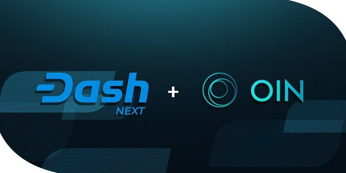 OIN partners with DASH NEXT to bring an optimized Stablecoin solution