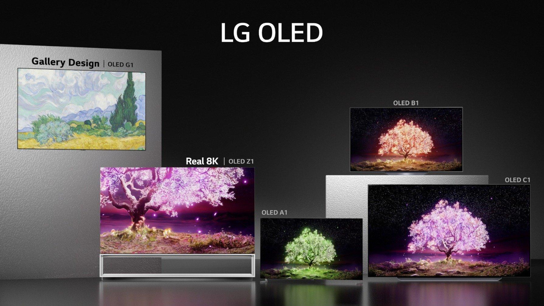 Telewizory LG z oferty na 2021 rok już w sprzedaży! Na czele z niezrównanymi modelami LG OLED