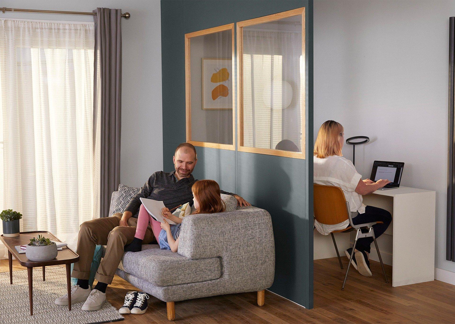 Ścianki działowe do samodzielnego montażu - Twój dom zmieni się wraz z tobą