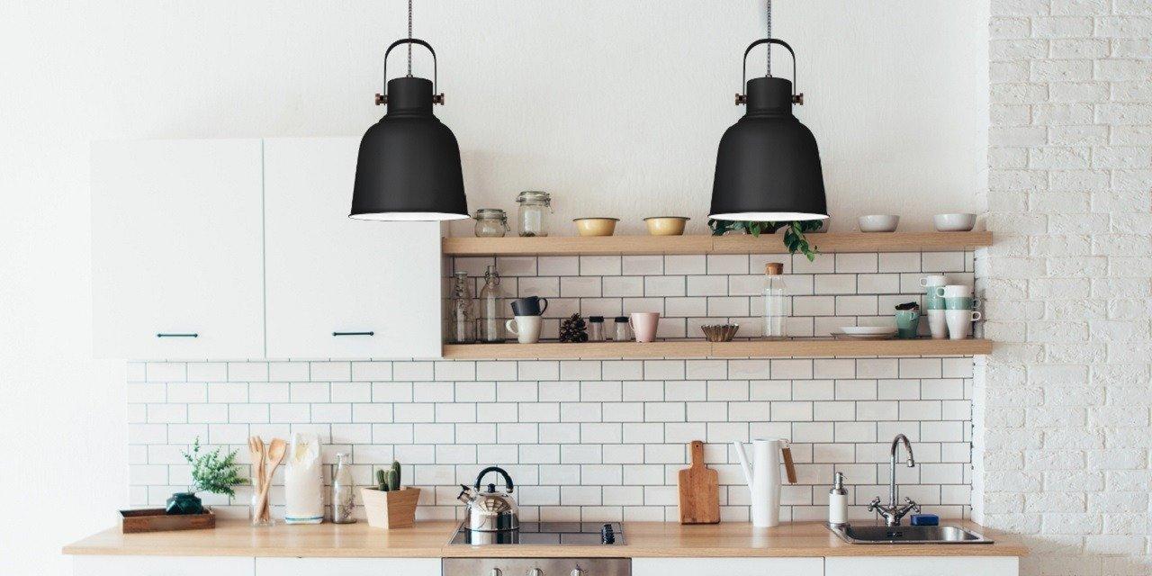 Oświetlenie strefy kuchennej – od czego zacząć?