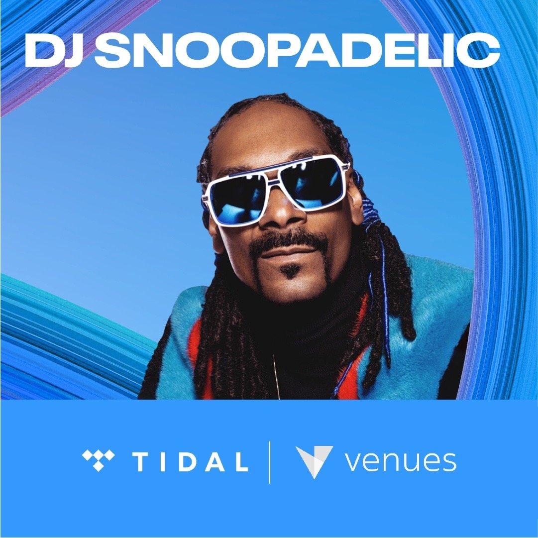 DJ SNOOPADELIC zagra w wirtualnej rzeczywistości dzięki TIDAL i Oculus!