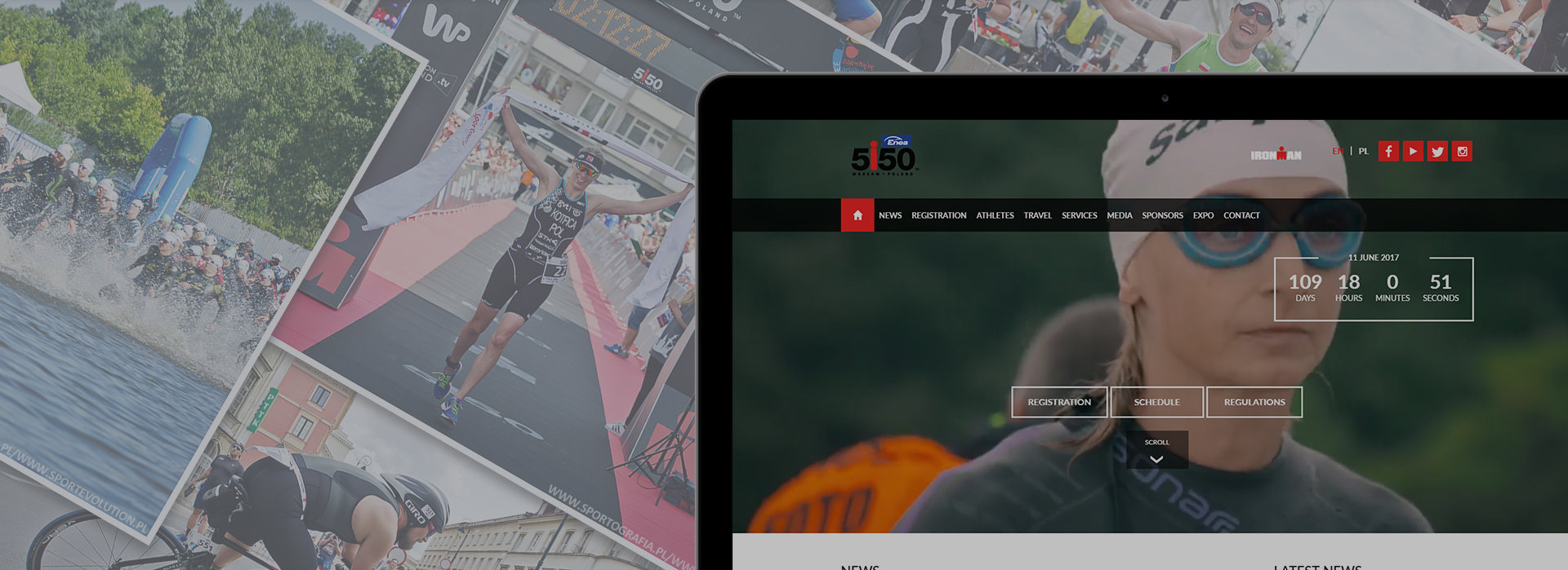 5150 Warsaw Triathlon website has been launched