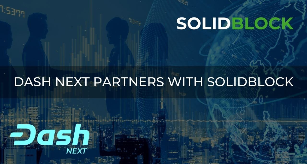 SolidBlock Enables DASH Users to Invest in Coveted Real Estate-Based Digital Securities