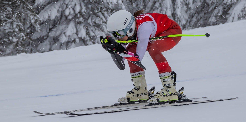Katarzyna Wąsek najszybsza w czasie zawodów FIS w Szczyrku