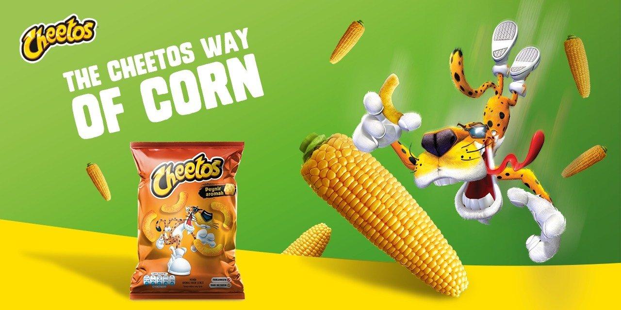 A Ty wiesz, jak powstają chrupki Cheetos? VMLY&R z kampanią marki na rynkach EER