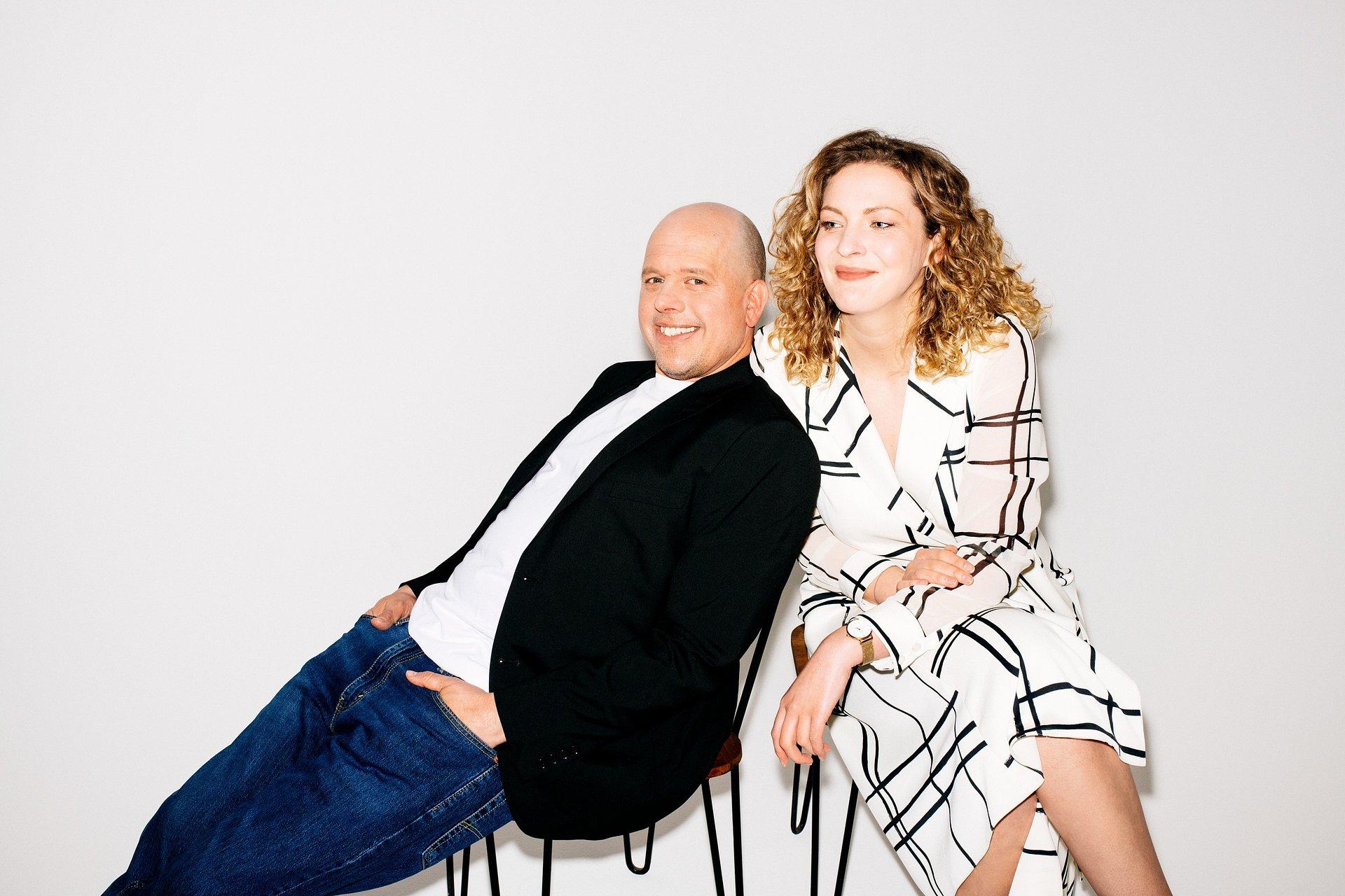 """Sally Lisa Starken und Ralph Ruthe sind """"Allgemein gebildet"""" – Neuer Spotify Original Podcast"""""""