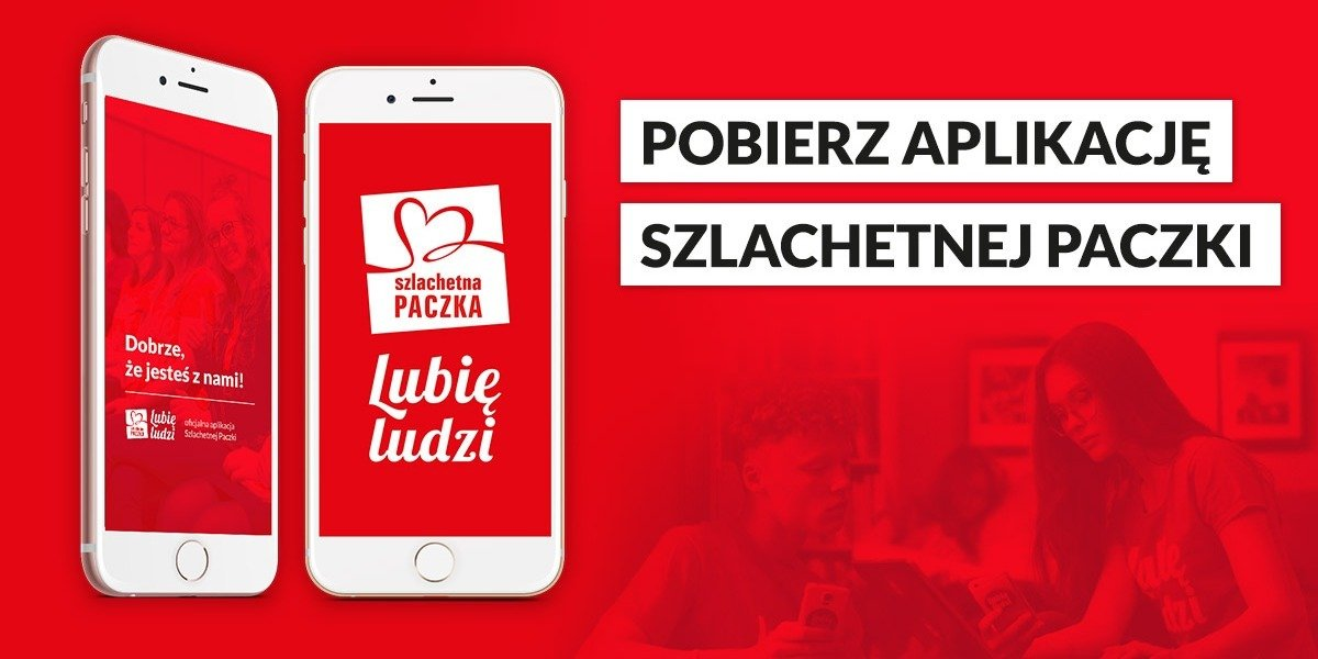 Szlachetna Paczka rusza z aplikacją mobilną. Możesz pomagać, robiąc codzienne zakupy