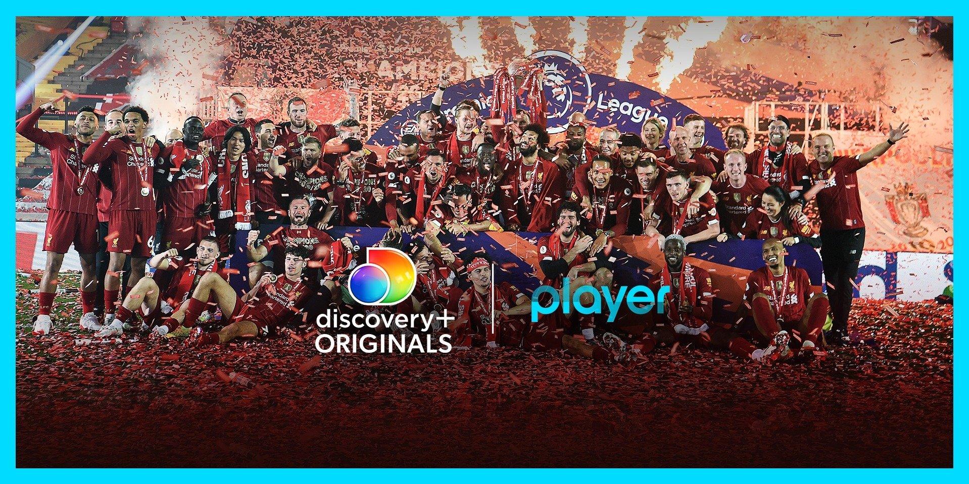 """Premiera dokumentu """"Liverpool: Powrót mistrzów"""" 22 lutego tylko w discovery+ na Playerze!"""