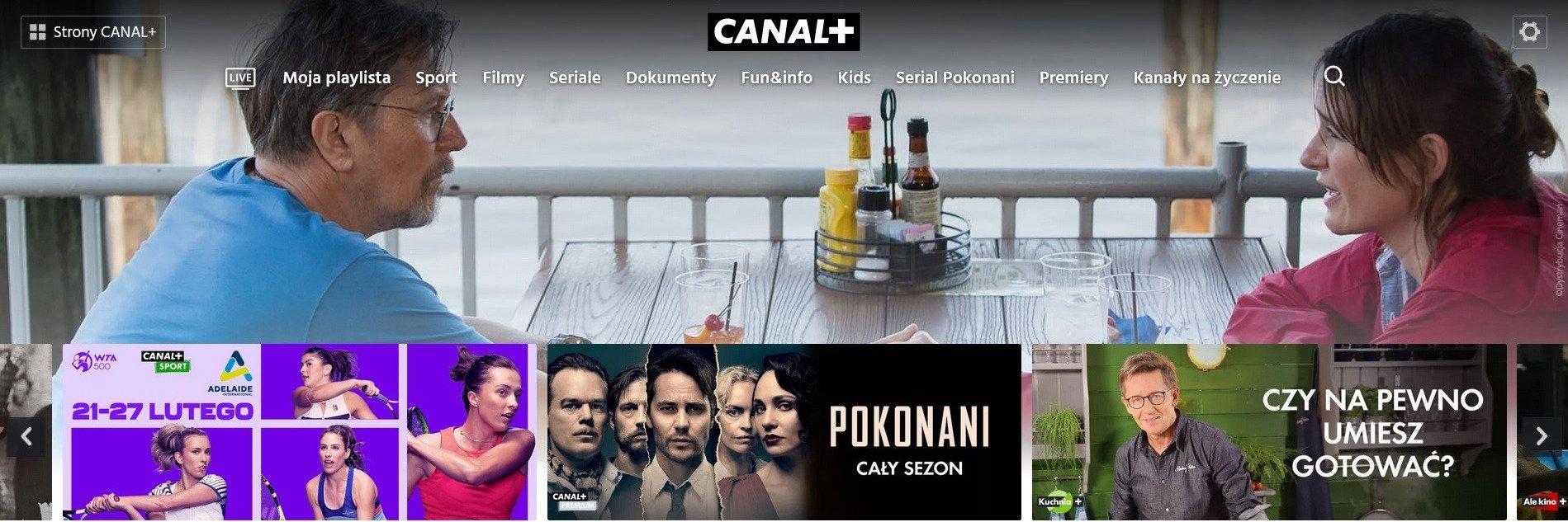 """""""Zapłać z Play"""" - nowa metoda płatności w serwisie CANAL+ online"""