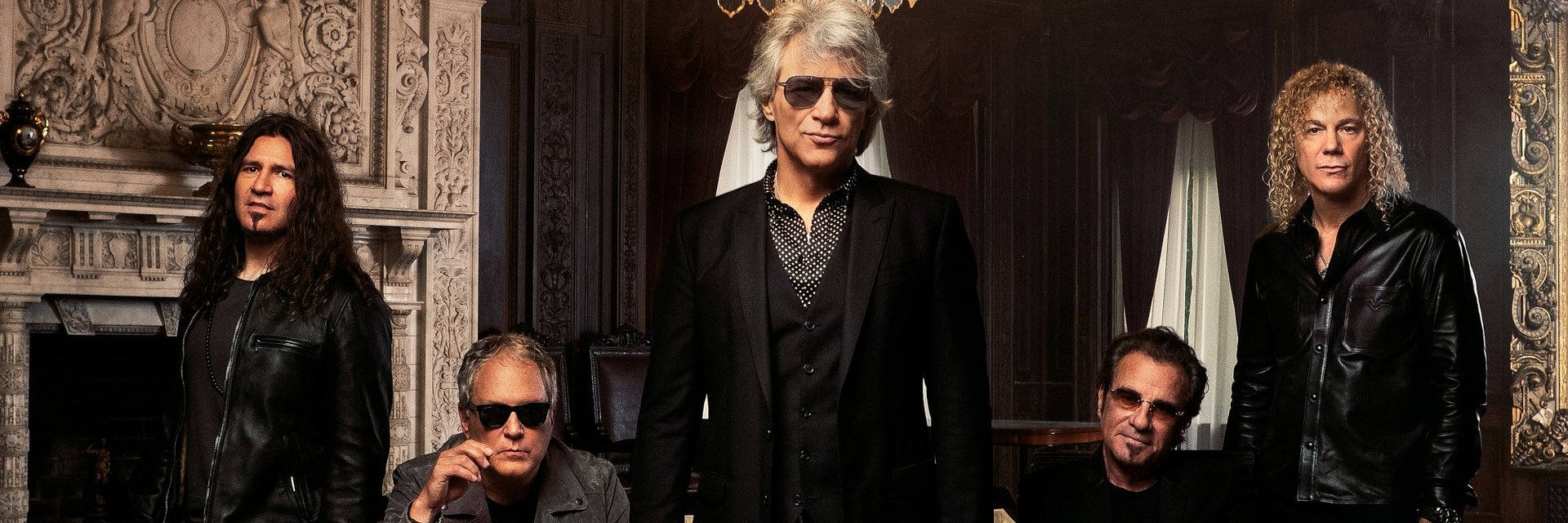 Bon Jovi zaprasza do archiwum rodzinnego