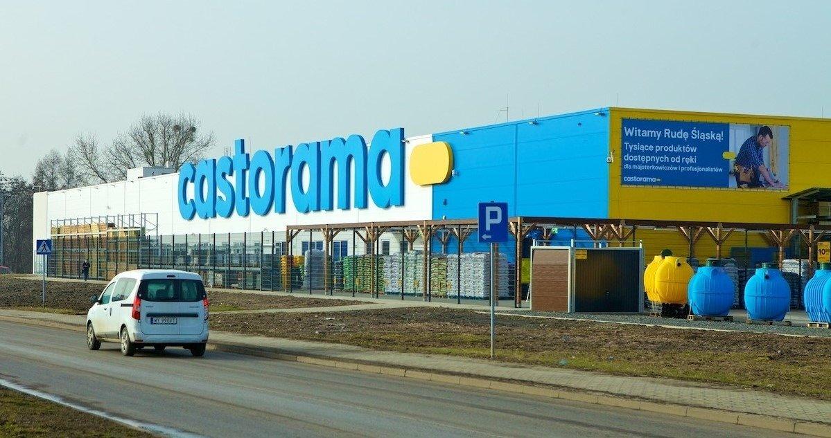 Nowa Castorama w Rudzie Śląskiej