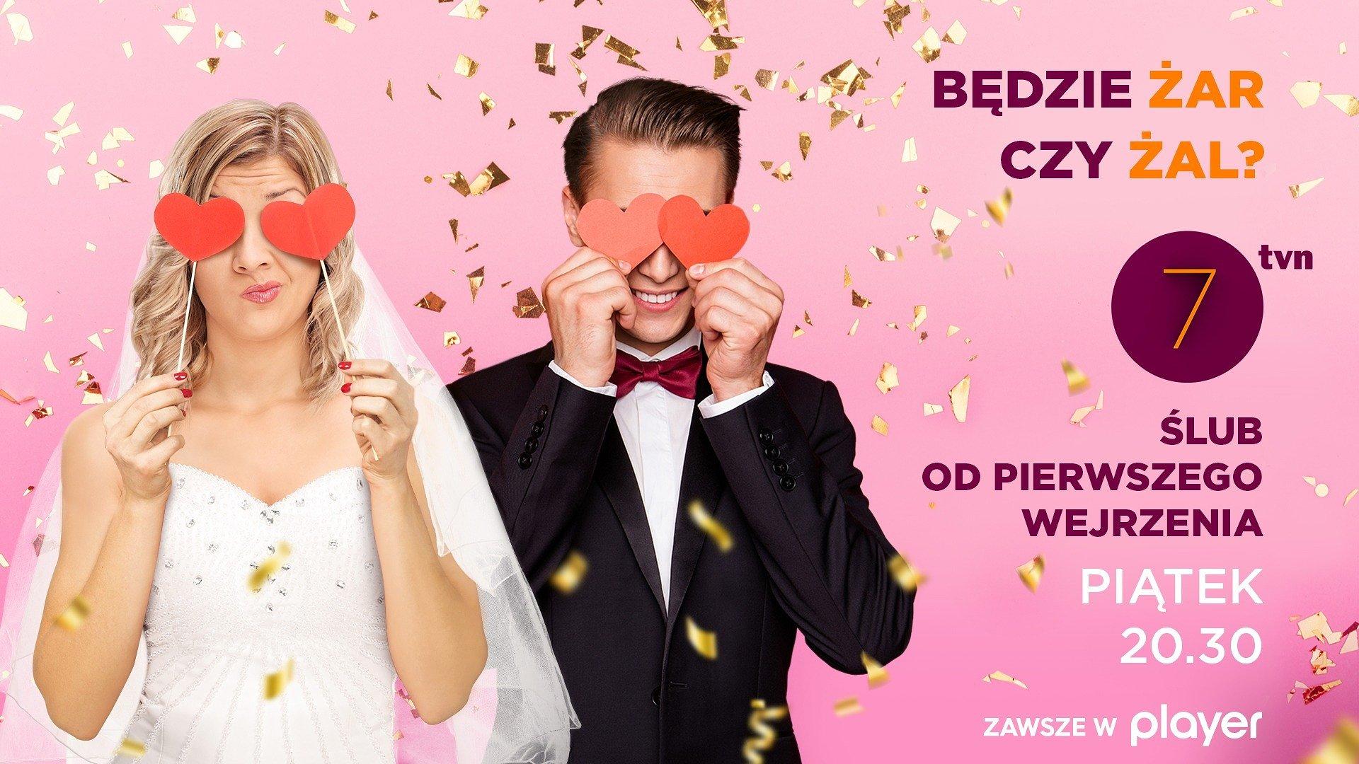 """Nowy sezon """"Ślubu od pierwszego wejrzenia"""" już dziś na antenie Siódemki!"""