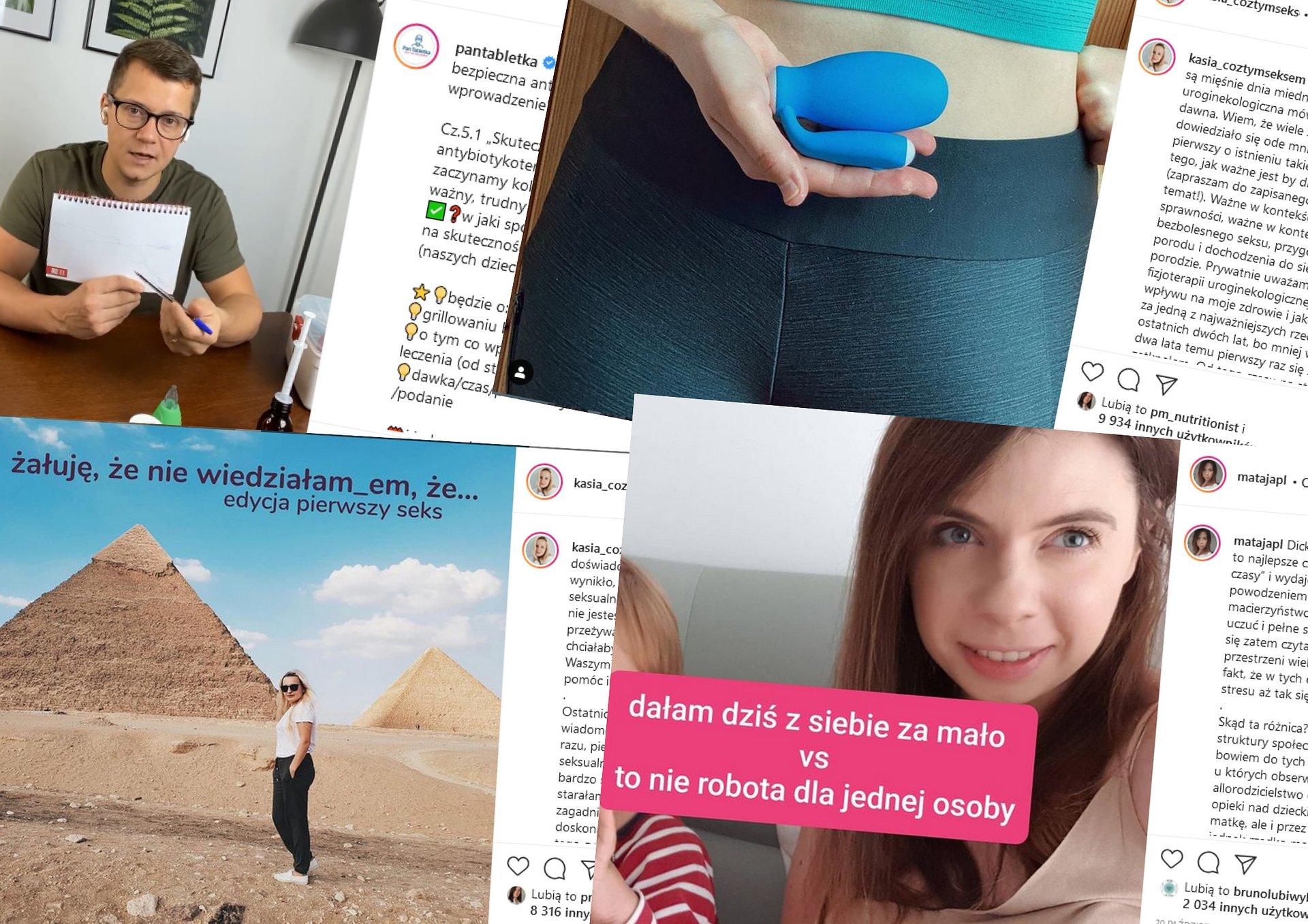 Zdrowie z Instagrama. Co robią influencerzy, żebyśmy czuli się zdrowsi i szczęśliwsi?