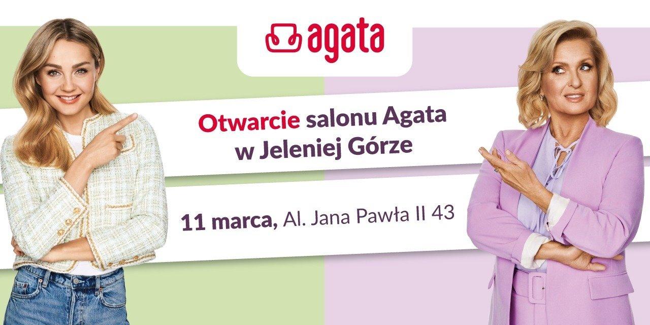 Znamy datę otwarcia salonu Agata w Jeleniej Górze