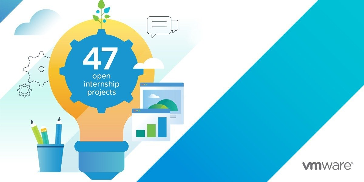 VMware Internship Program 2021 is Open. Apply Now!