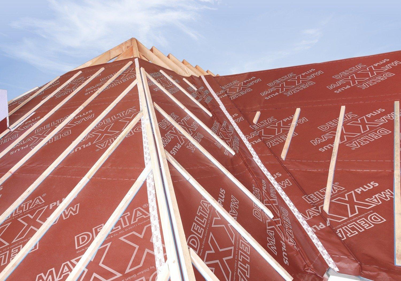Innowacyjne membrany dachowe – rozwiązanie, które pozwala zaoszczędzić czas i pieniądze