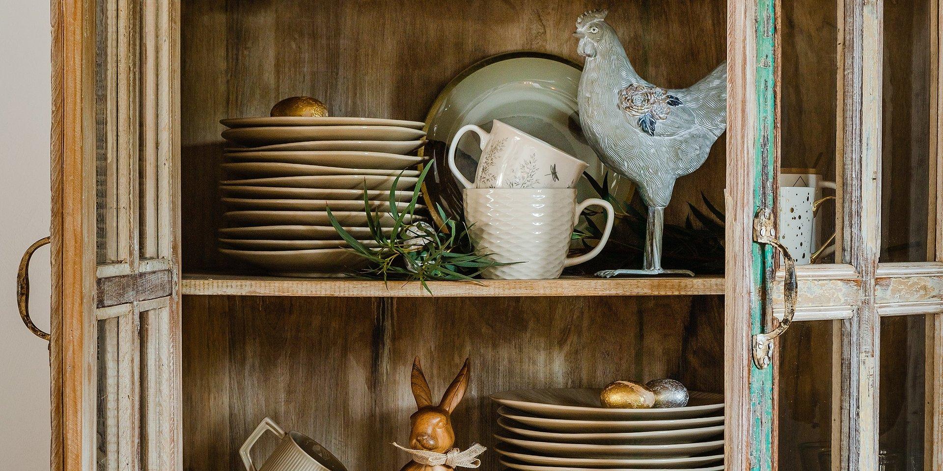 Dekoruj ze smakiem – wielkanocny stół w stylu naturalnym