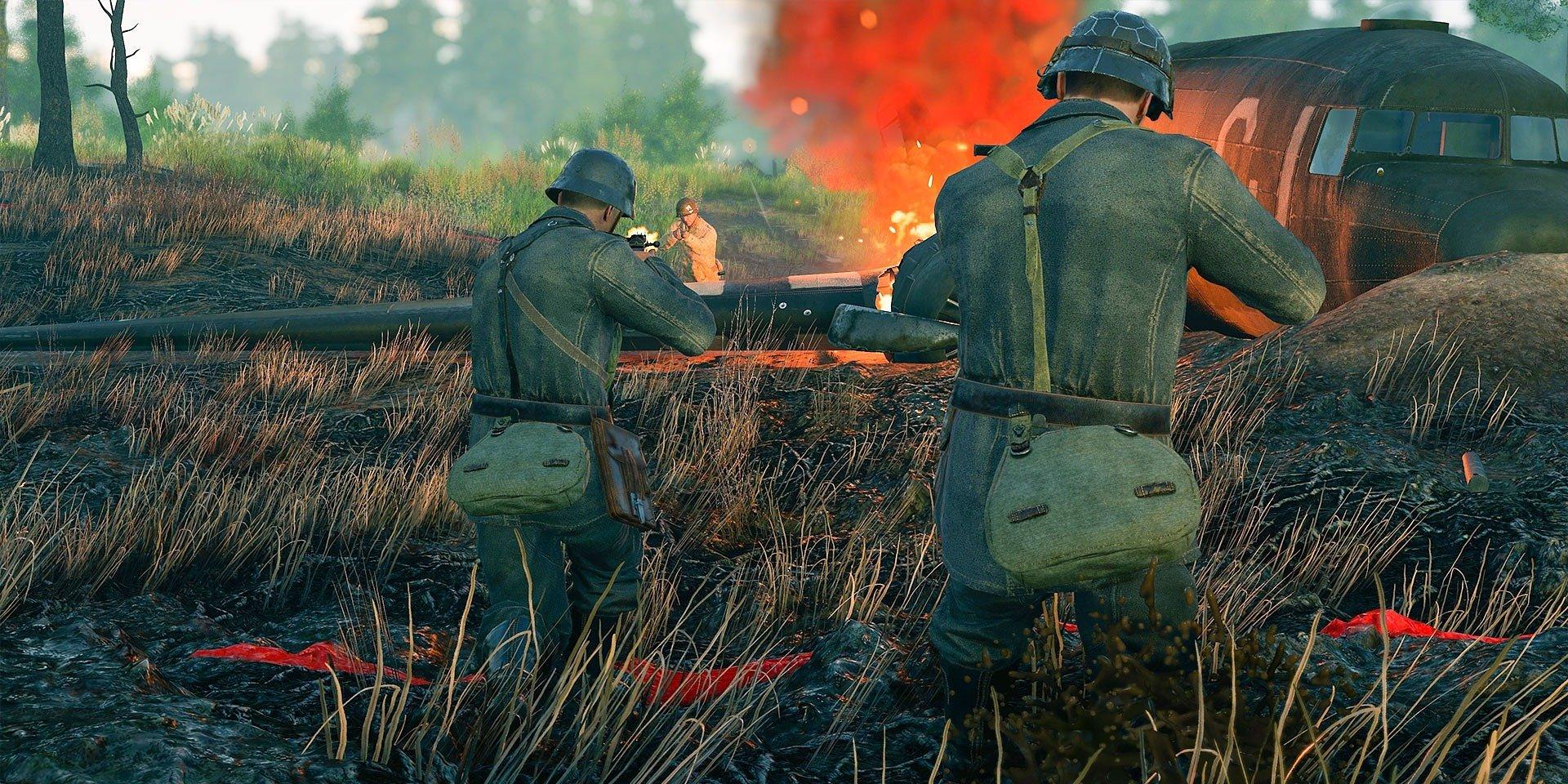 """V střílečce Enlisted přibude nová kampaň """"Invasion of Normandy"""" a hra bude k dispozici i na PlayStation 5"""