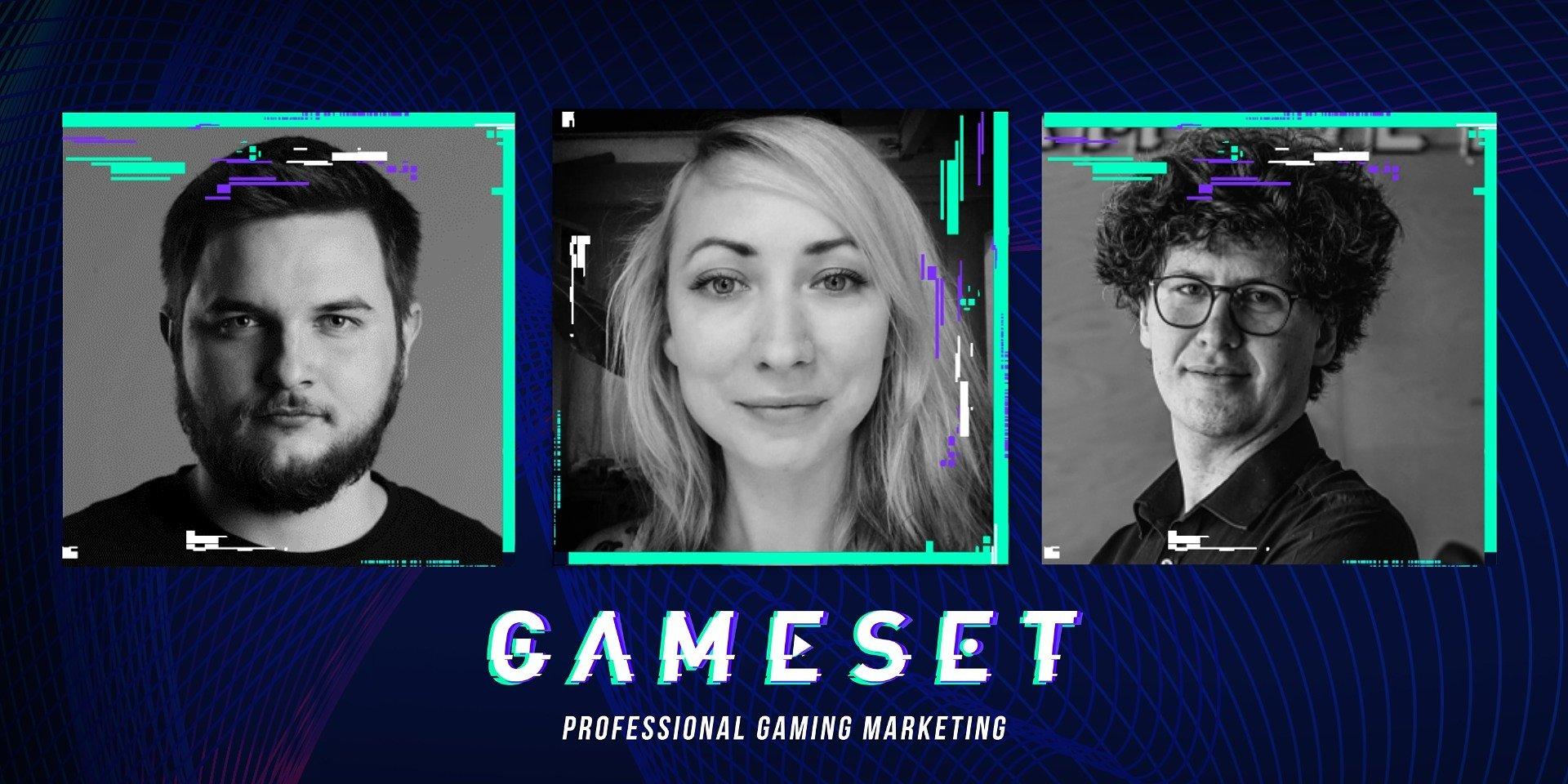 Awanse i zmiana struktury w zespole Gameset