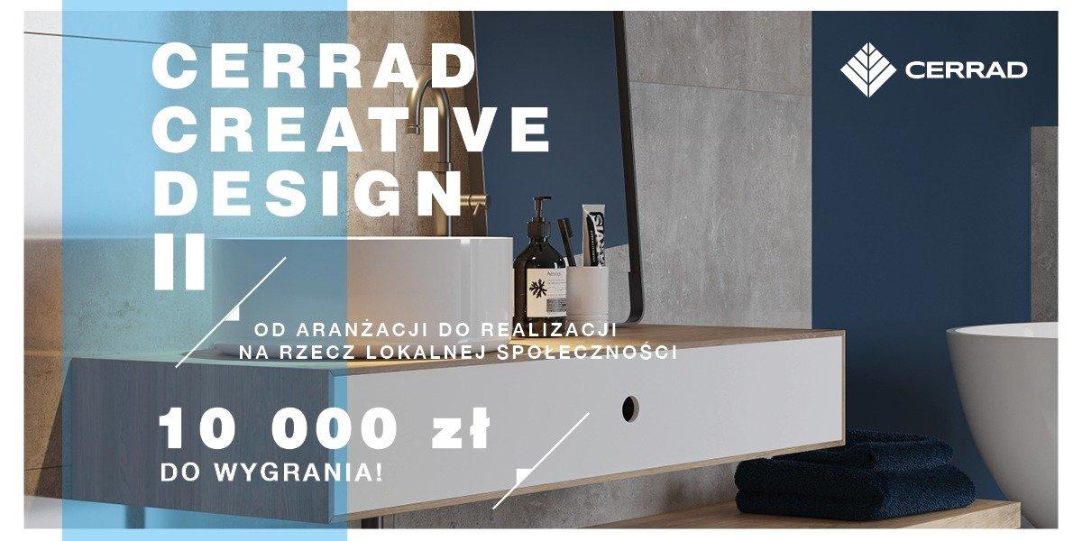 Homebook partnerem konkursu Cerrad Creative Design II