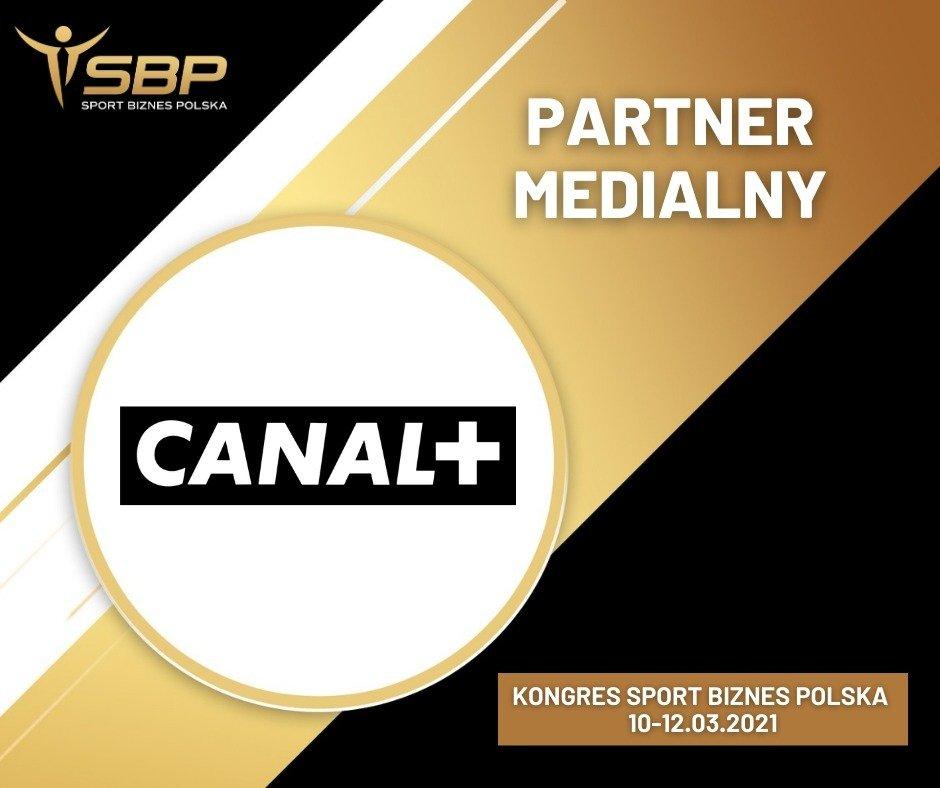 CANAL+ Partnerem Medialnym Kongresu Sport Biznes Polska 2021