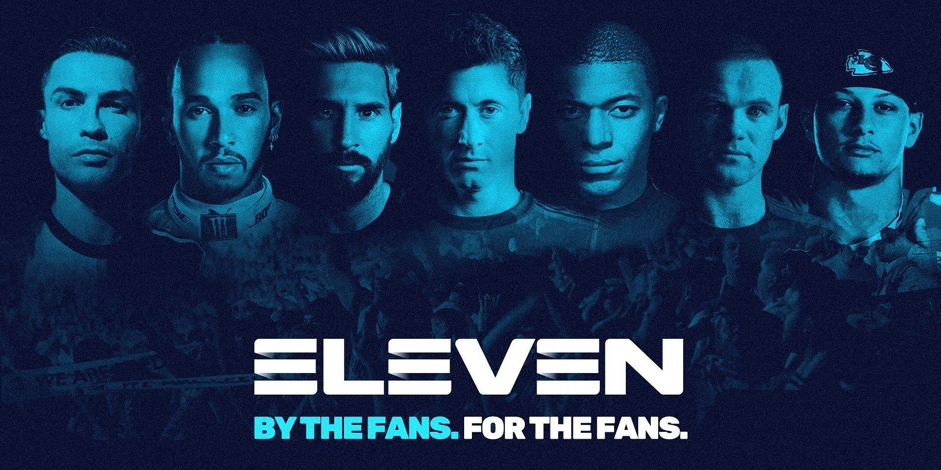 Grelhas de programação ELEVEN - 8 a 14 de março