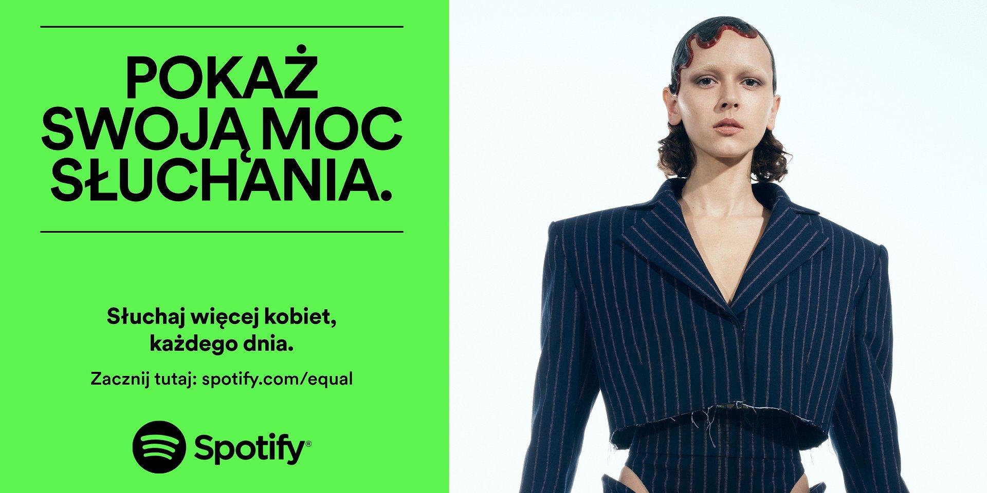 Spotify prezentuje EQUAL: globalną inicjatywę na rzecz kobiet w muzyce