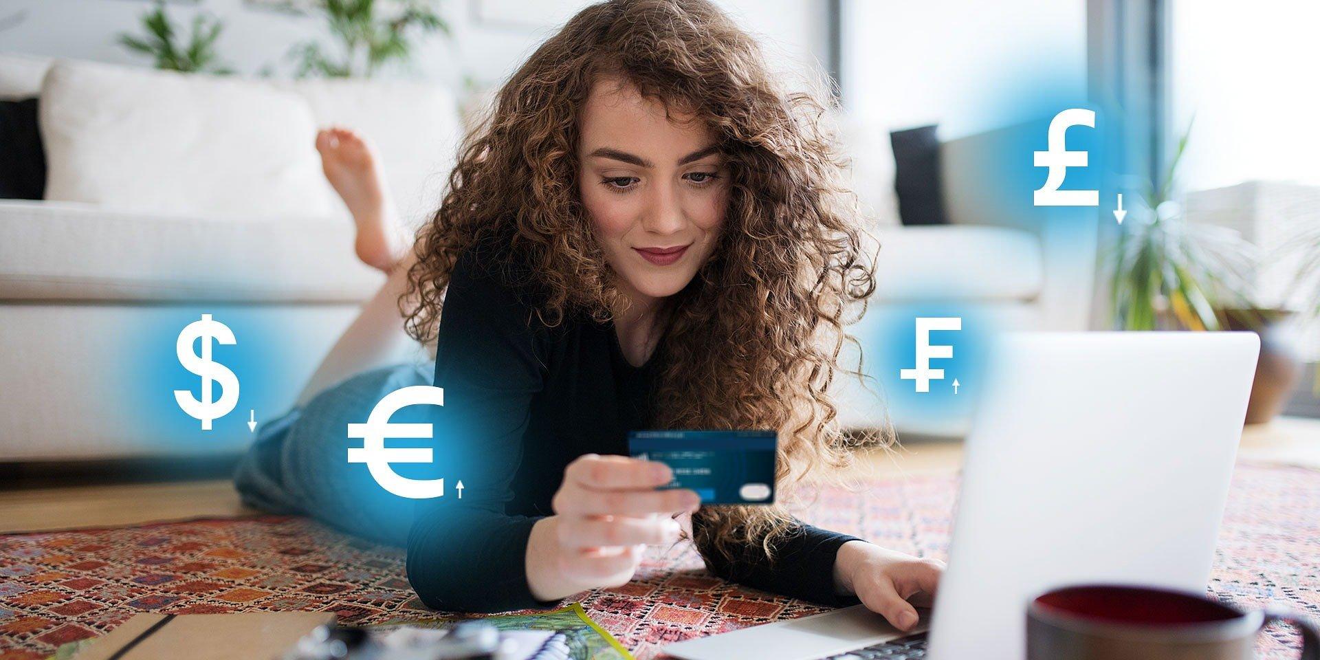 Płatność kartą w Internecie - zakupy w zagranicznych e-sklepach