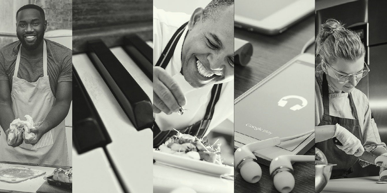 Music To Increase Checks & Creativity in the Kitchen